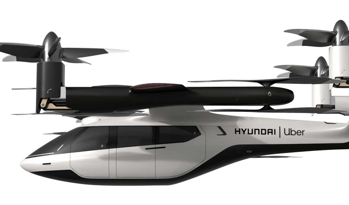 Uber, Hyundai