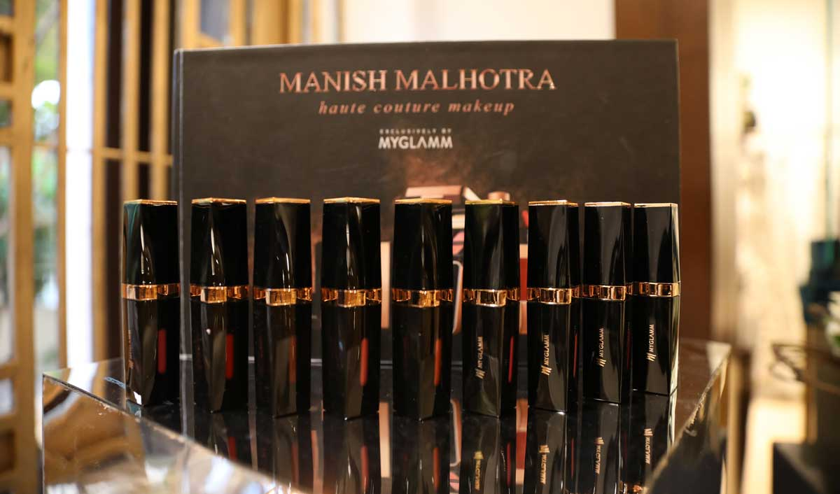 Manish Malhotra Beauty by MyGlamm