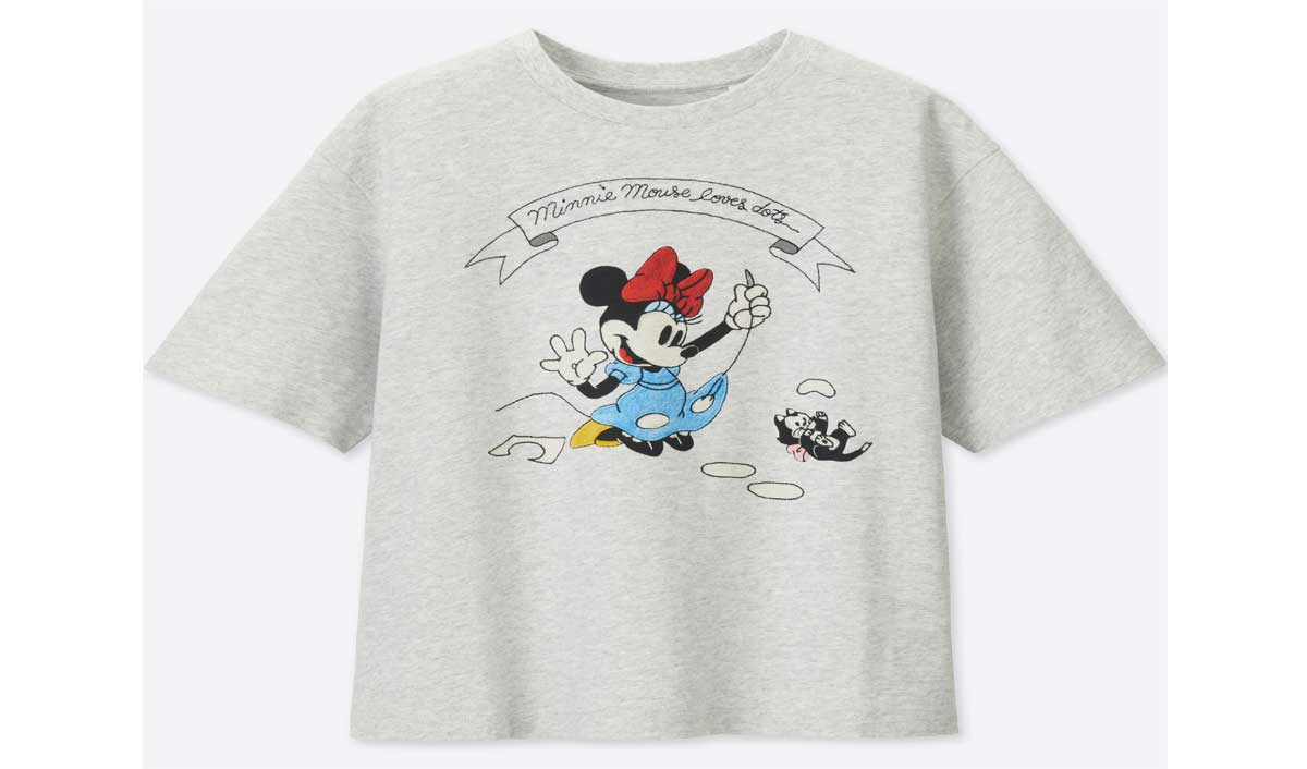 Uniqlo, Disney Minnie Mouse