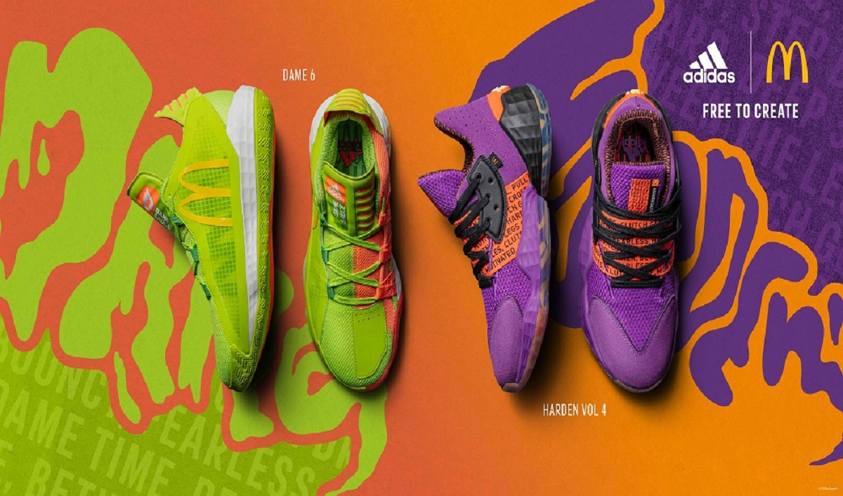 """Adidas & McDonald's Launch The """"Sauce Pack"""" Collection In India"""
