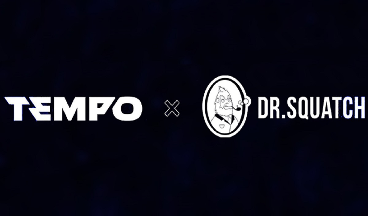 Tempo Storm enters into a partnership with Dr. Squatch