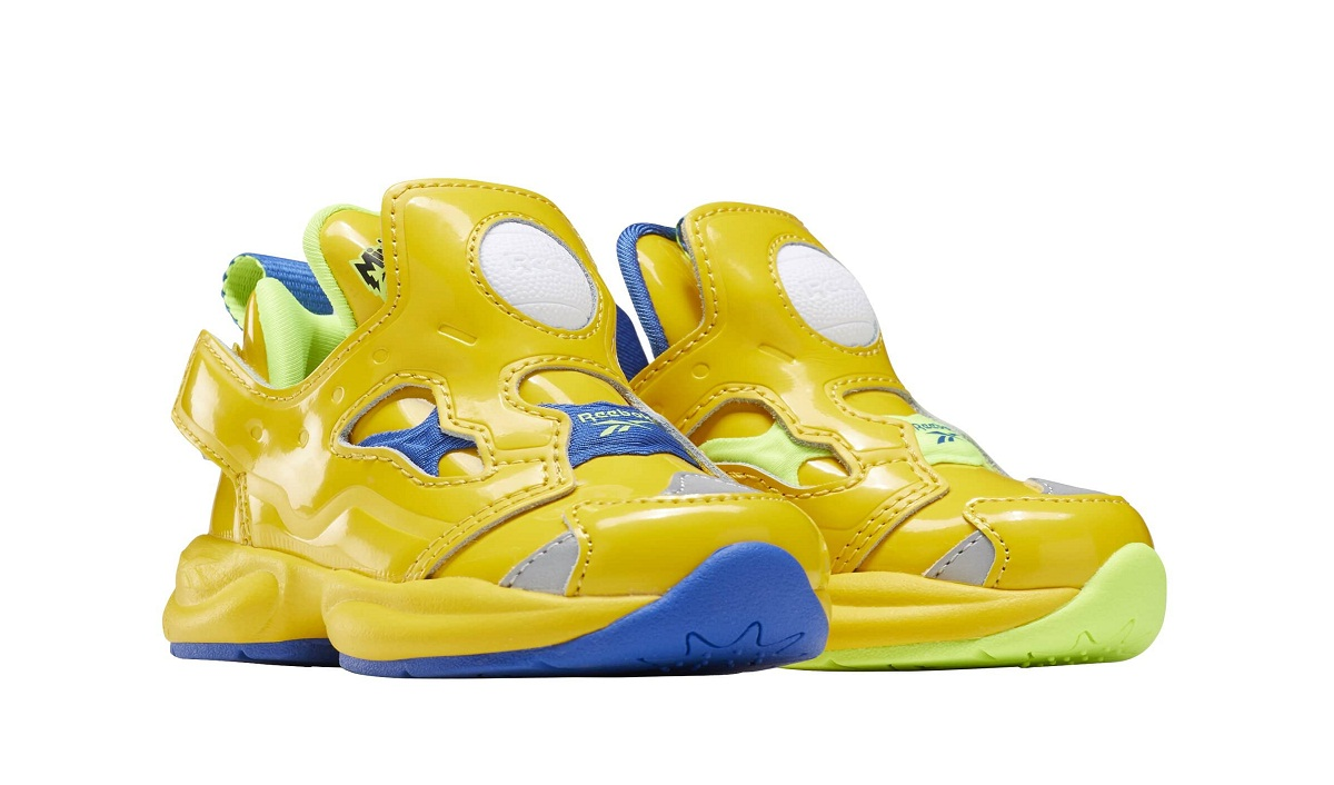 "Reebok & Illumination present ""Minions: The Rise of Gru"" Footwear Collection"