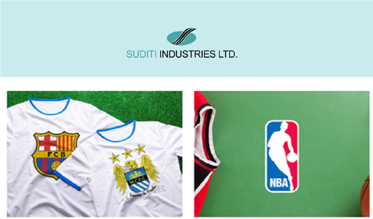 How Sports licensing was a game changer for Suditi Industries Ltd