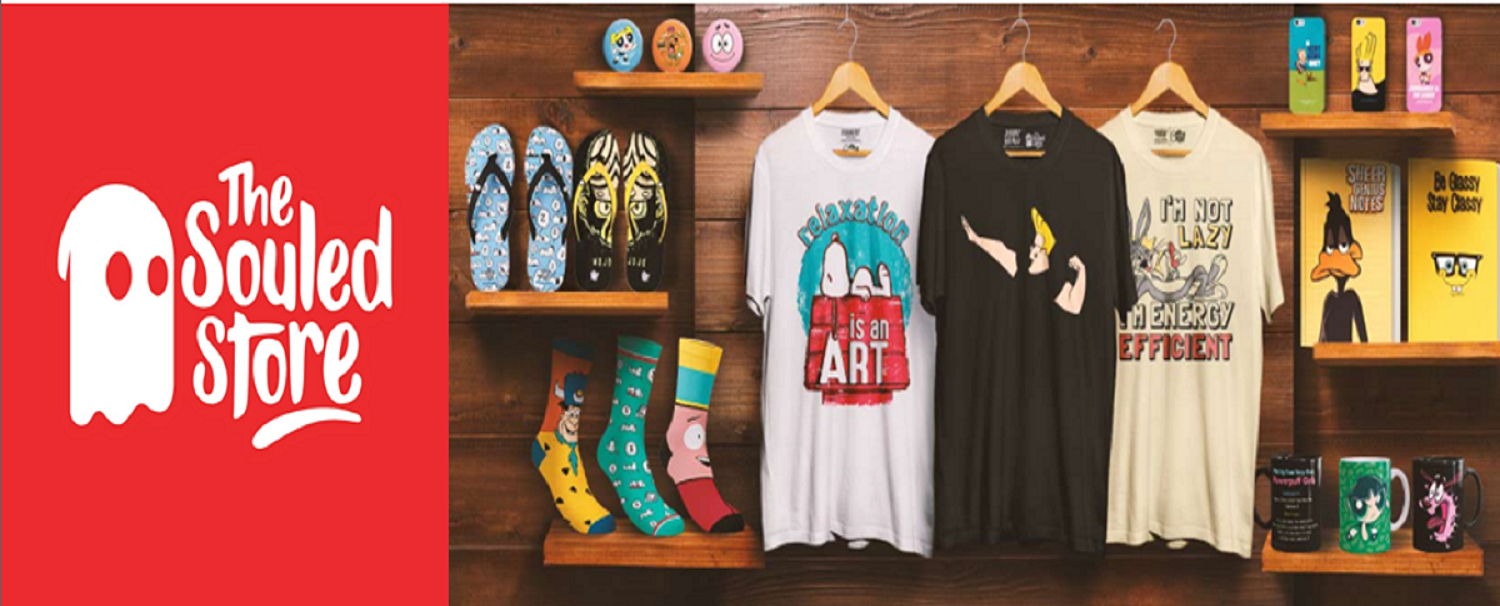 The Souled Store Merchandise