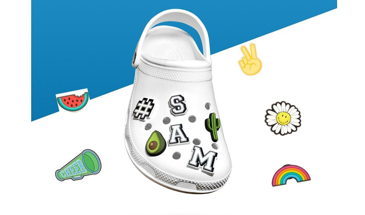 Crocs unveils exclusive designs to its Jibbitz Charms collection in India