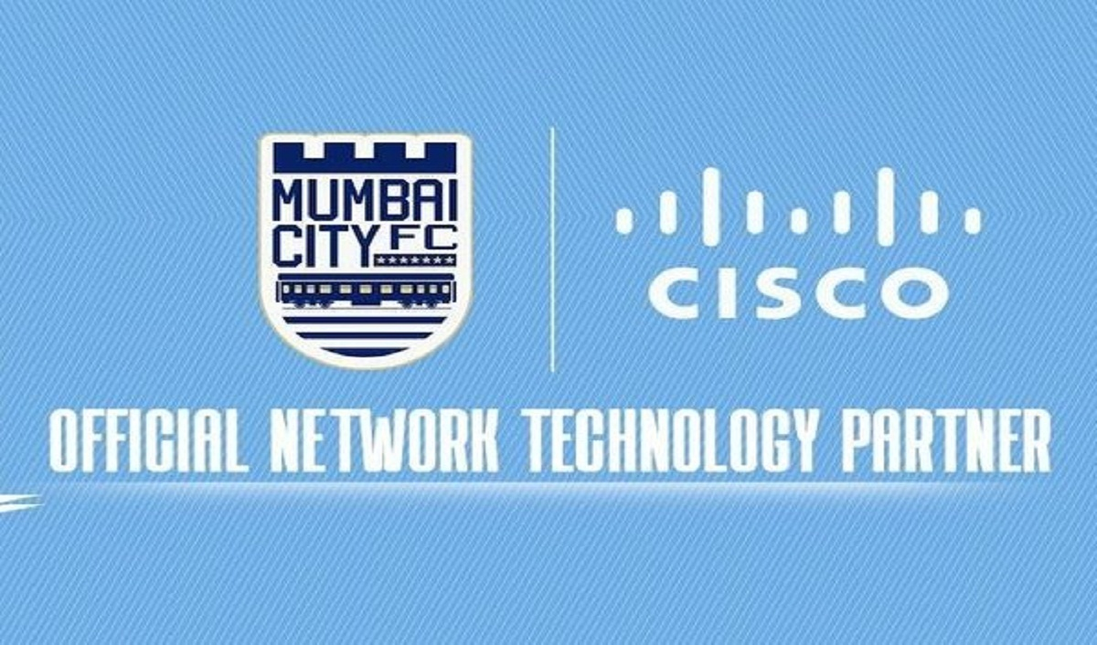 Cisco Becomes Mumbai City Football Club's Official Network Technology Partner