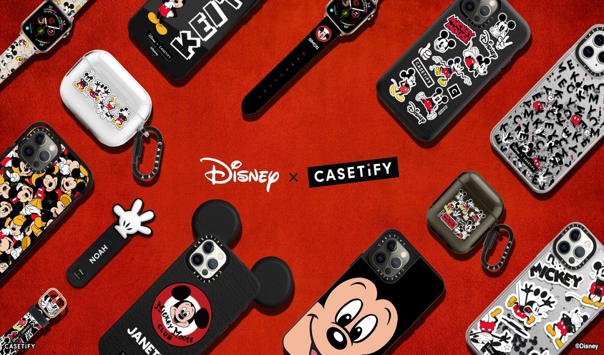 CASETiFY Partners with Disney for a Magical Collection
