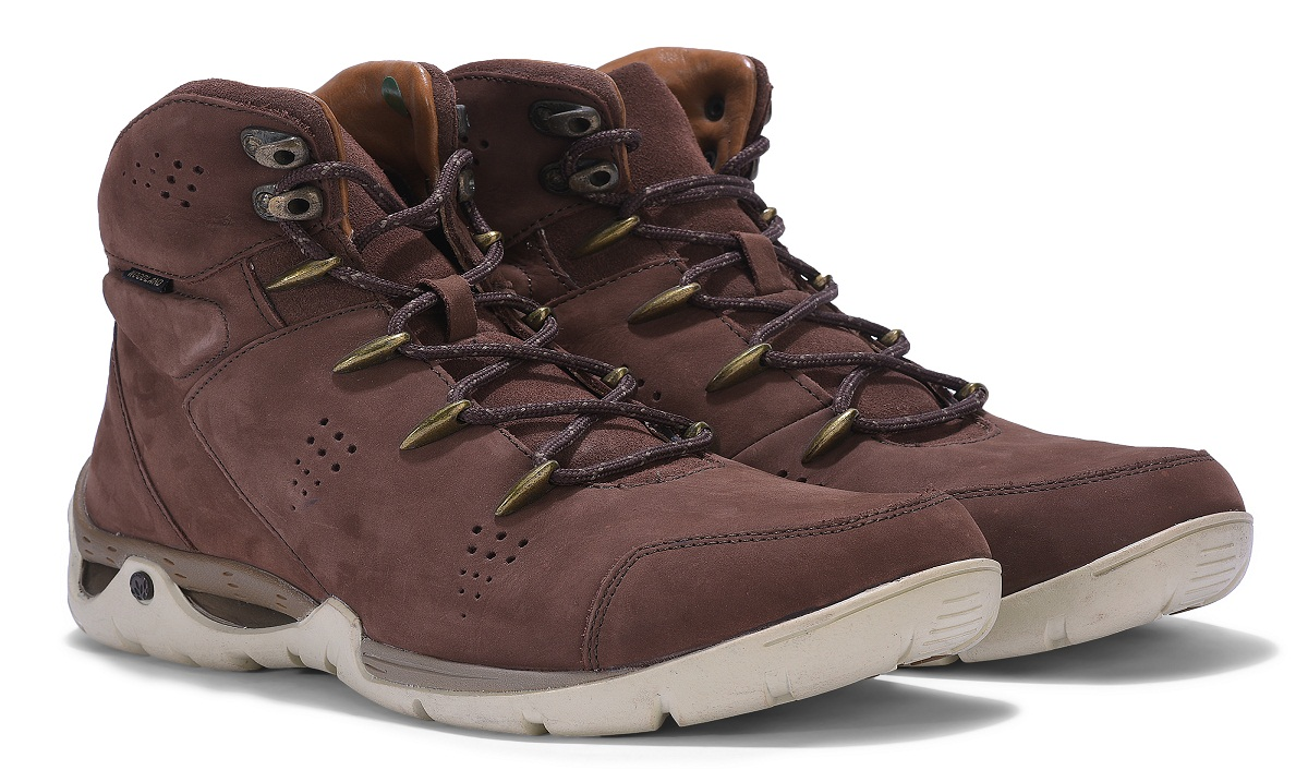 "Footwear Brand Woodland Launches ""Boot Camp"" Collection"