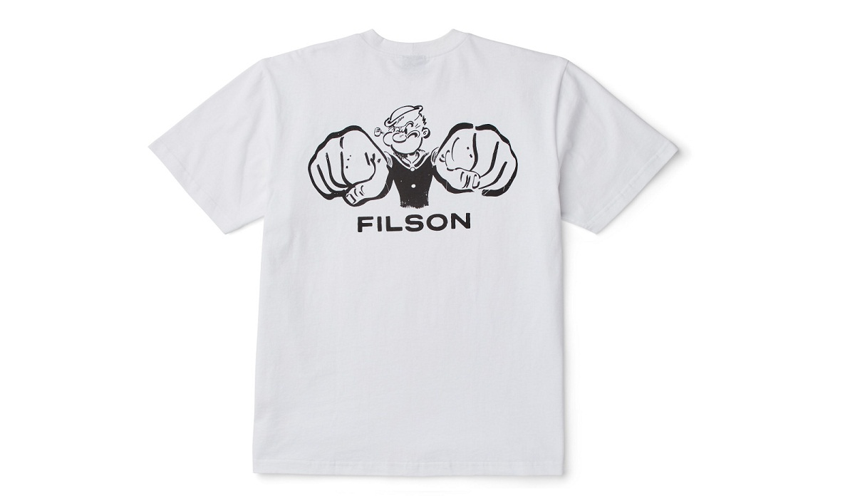 Filson X Popeye Limited-Edition Collection