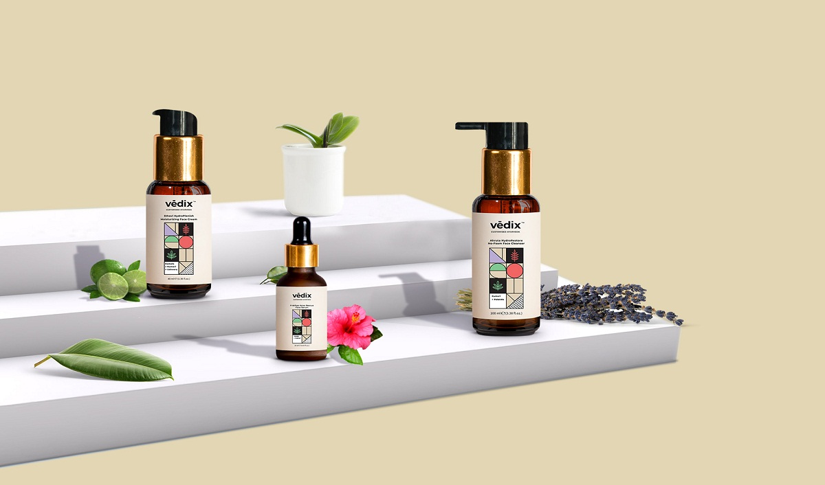 India's First Customised Ayurvedic Skin Care Solution Launched by Vedix
