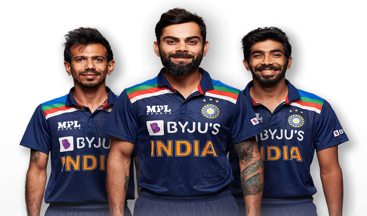 Team India Retro Cricket Jersey Goes on Sale on MPL Sports