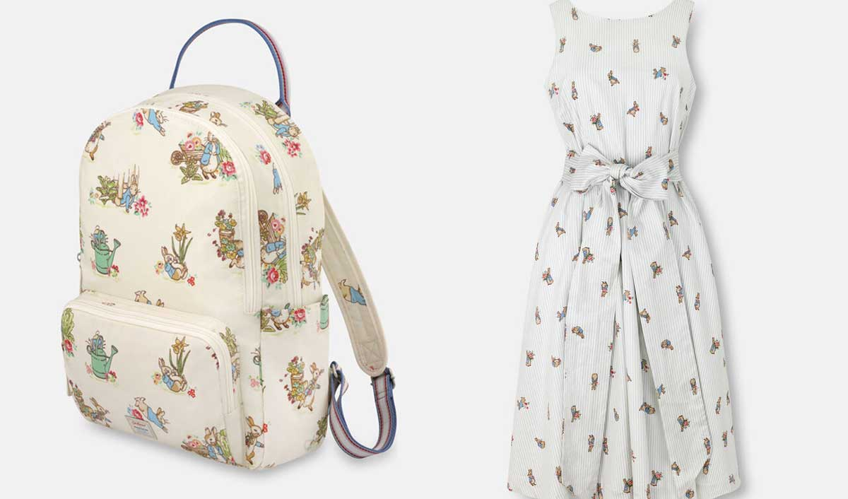 Cath Kidston Unveils Peter Rabbit Collection