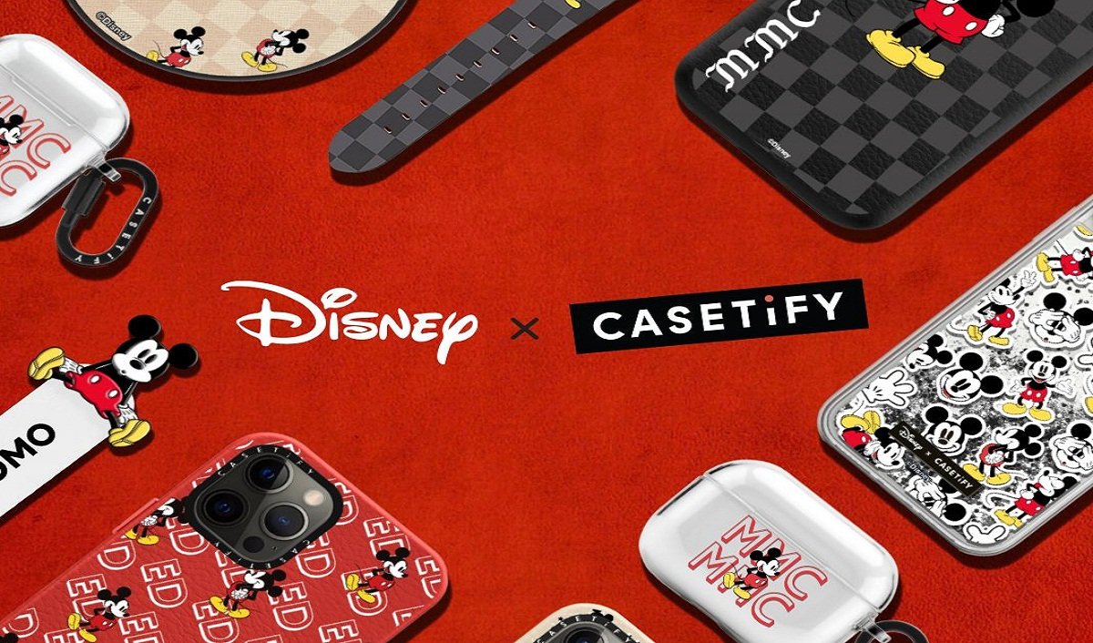CASETiFY Brings a New Collection with Disney