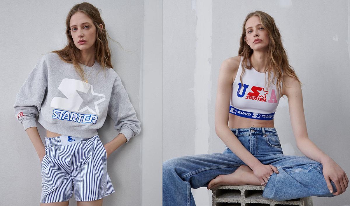 Zara, STARTER Partner to Develop Women's Capsule Collection