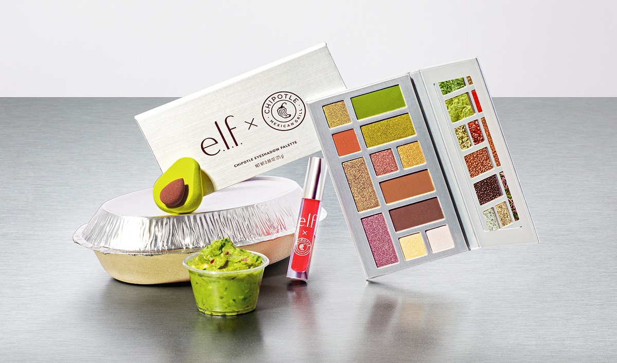 E.L.F. Cosmetics, Chipotle to Launch New Collection