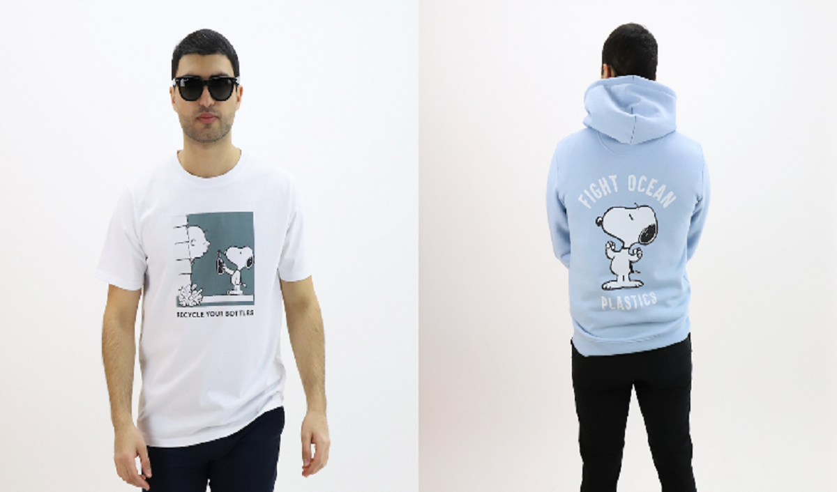 Peanuts, Vayyu Launch Sustainable Apparel Collection
