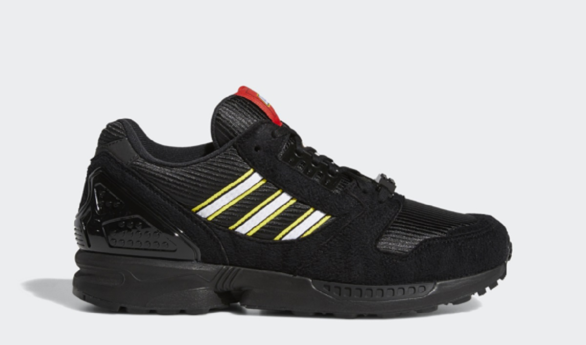 adidas Originals, the LEGO Group Present the ZX 8000 'Bricks' Collection