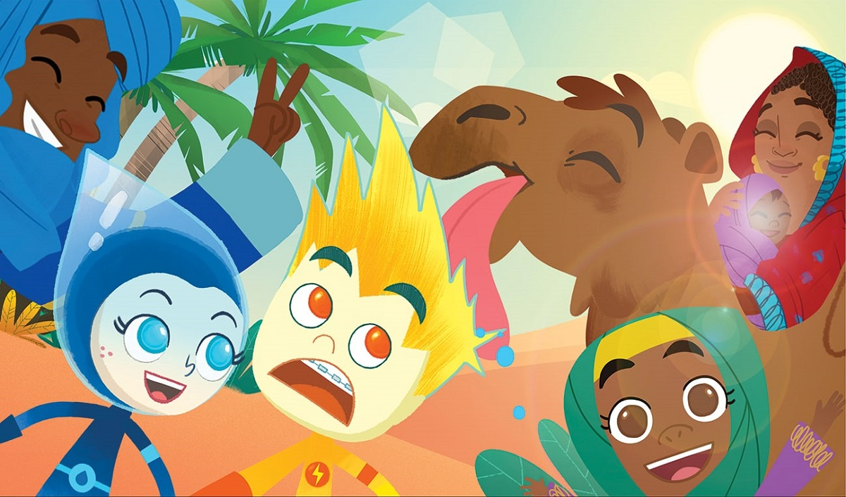 Mondo TV Iberoamerica Launches 'MeteoHeroes' Video Game