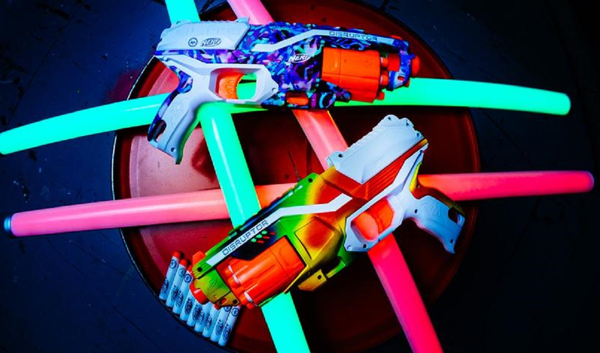 NERF, HYPE Partner to Launch Kidswear Collection