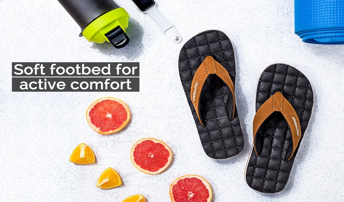 Solethreads, The Flip Flop Mavens Introduce Two New Innovations
