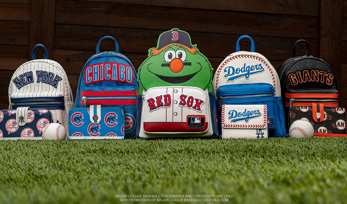 Loungfly X Major League Baseball Launch Fan-First Collaboration