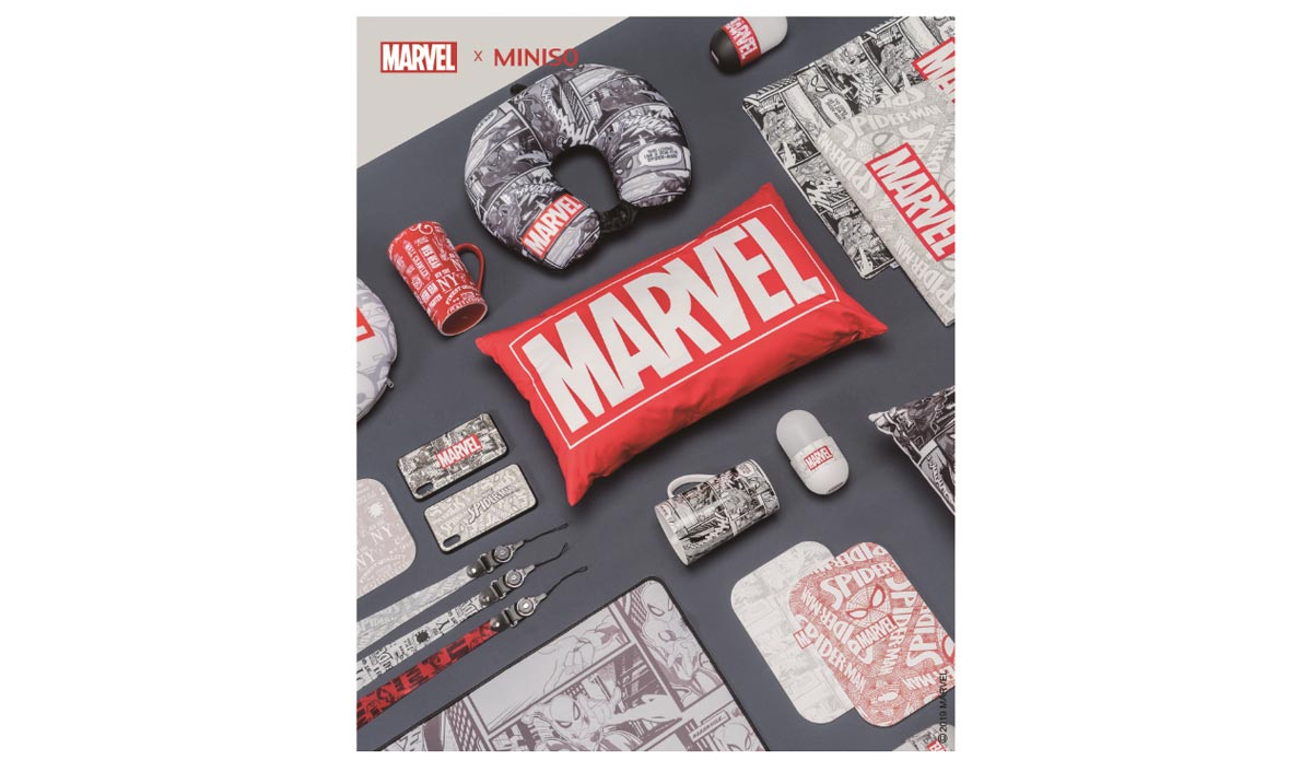 MINISO INDIA TO LAUNCH THEIR MOST AWAITED MARVEL COLLECTION ON 10TH AUGUST 2019
