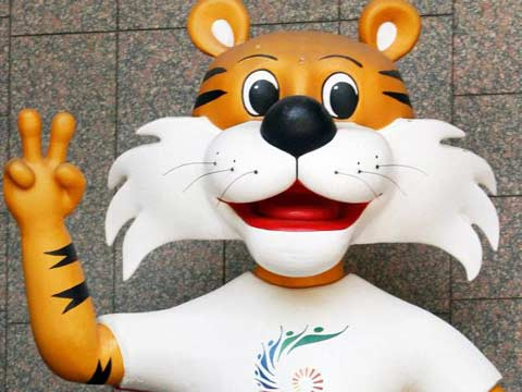The CWG 2010 Fever Leads to Licensing and Vice Versa