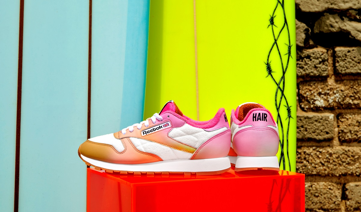 Reebok and Daniel Moon Reveal Second Collaboration