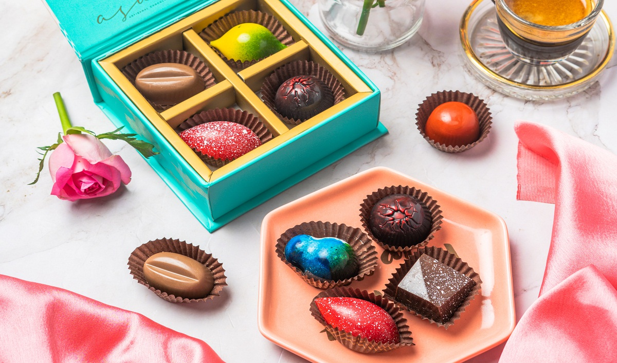 Indiluxe by Tata CLiQLuxury, ASA by TajSAT Launch Artisanal Chocolates Line