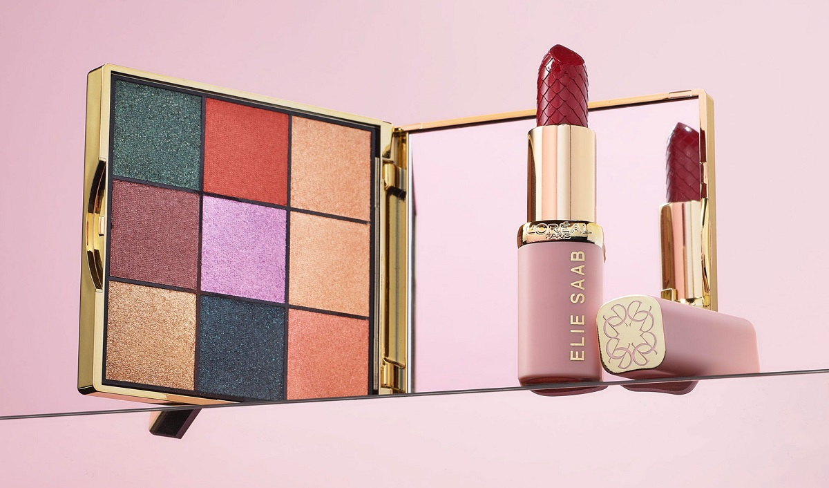L'Oreal X Elie Saab Makeup Collection Launched