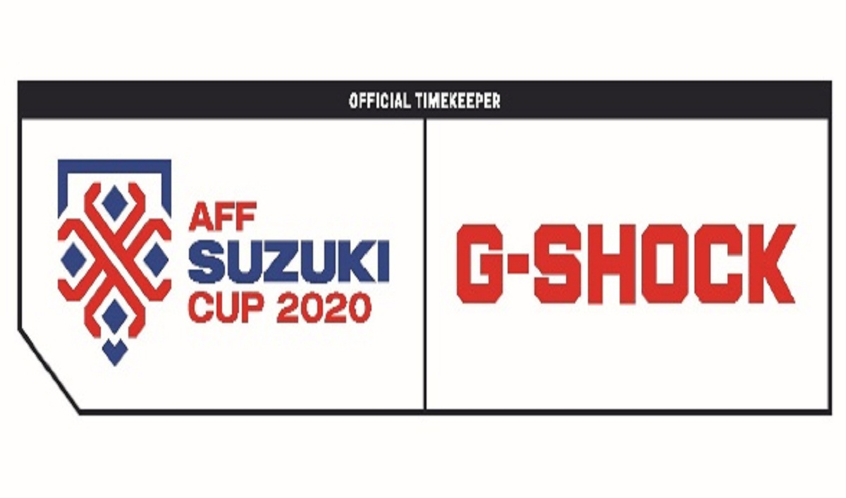 Casio supports Football championship AFF Suzuki Cup 2020 as the Official Timekeeper