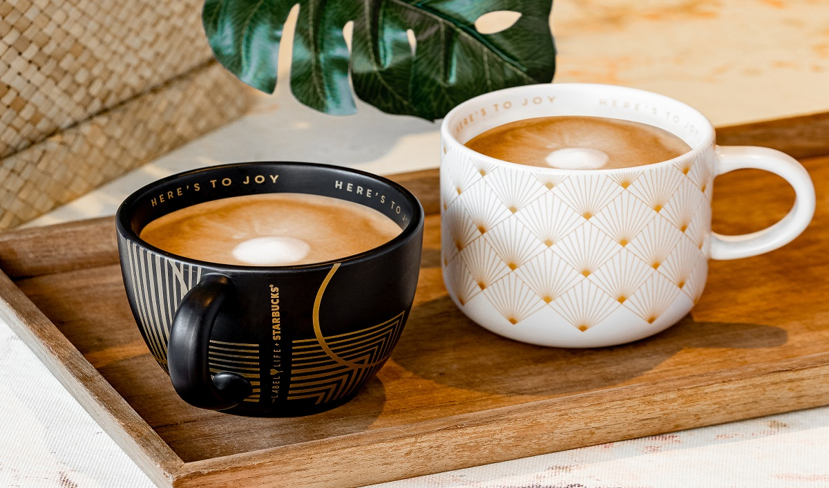 Starbucks Collaborates with The Label Life to Bring Limited Edition Merchandise Collection