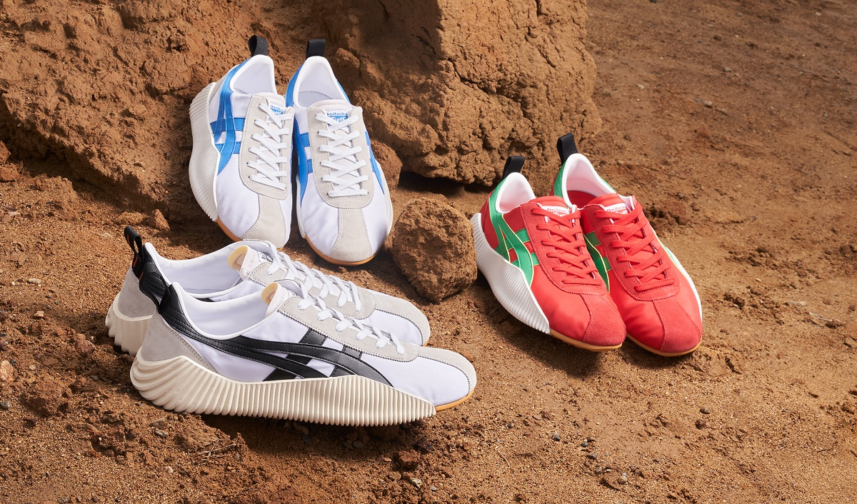 Onitsuka Tiger Launches its Spring & Summer 2021 Collection