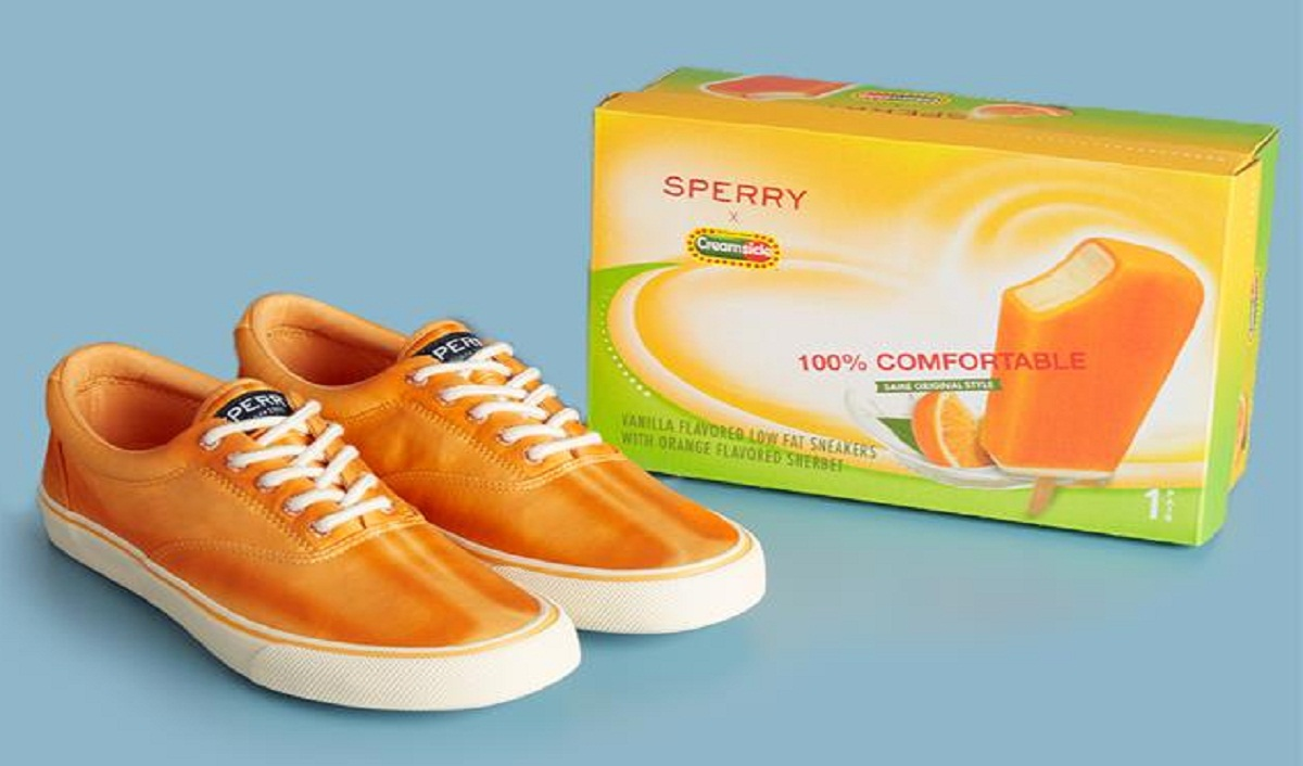 Sperry Unveils New Ice Cream-Inspired Shoe Collection