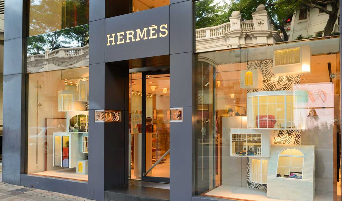 Hermes Beauty enters cosmetics world with lipsticks launch