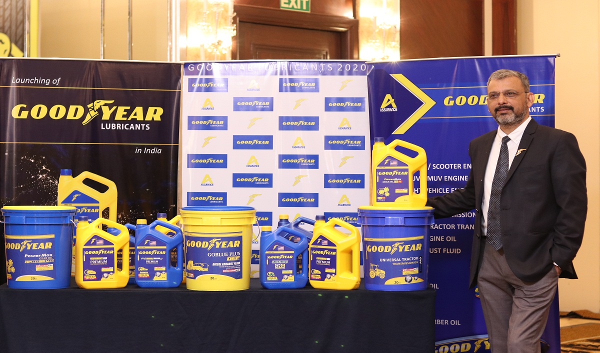 Goodyear & Assurance Int Ltd to launch new line of engine oils in India