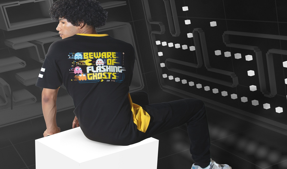 JACK&JONES Introduces PACMAN Collection