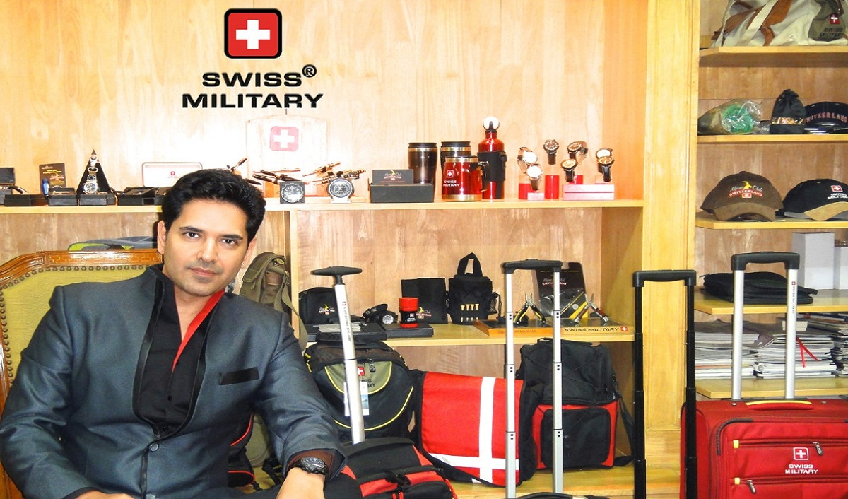 """Global powerhouse """"Swiss Military"""" Brand Licensed to Torero Corporation for India"""