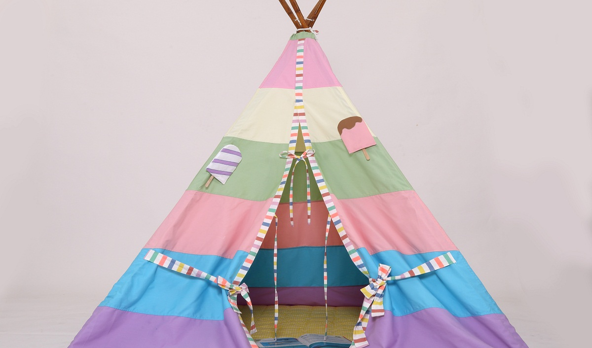 Peekaboo Presents an Exciting Range of Teepee Tents