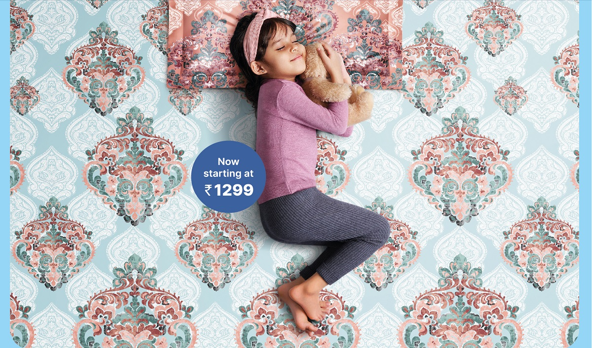SPACES unveils its innovative range of antiviral bedsheets