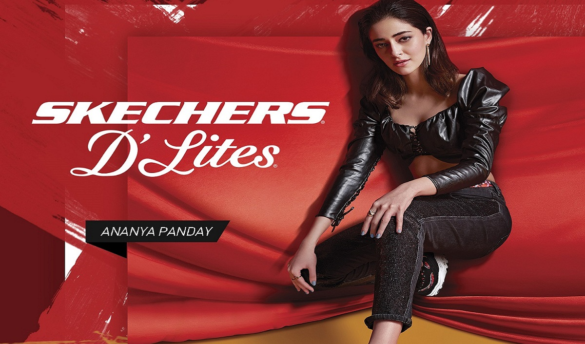 Skechers India launches new campaign with Ananya Panday