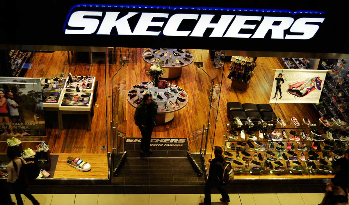 Skechers collaborates with Goodyear