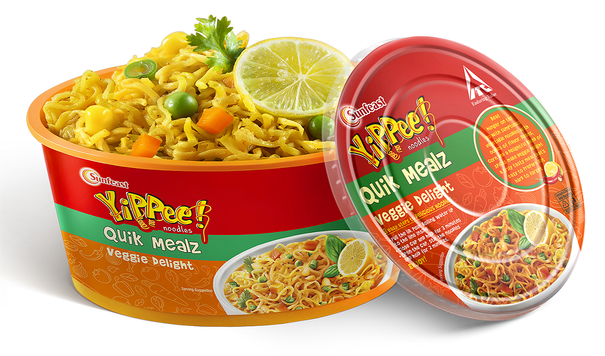 ITC Ltd.'s Sunfeast YiPPee! creates a new instant noodles category, launches Quik Mealz