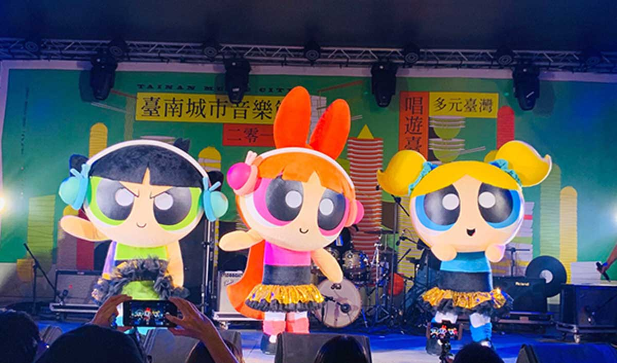 Cartoon Network partners with Tainan Tourism for Epic 2019 Multi-Layered Campaigns