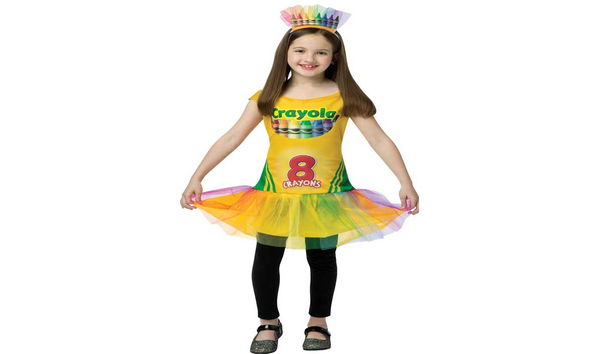 Rubie's Costumes brings costume & party goods collection with Crayola