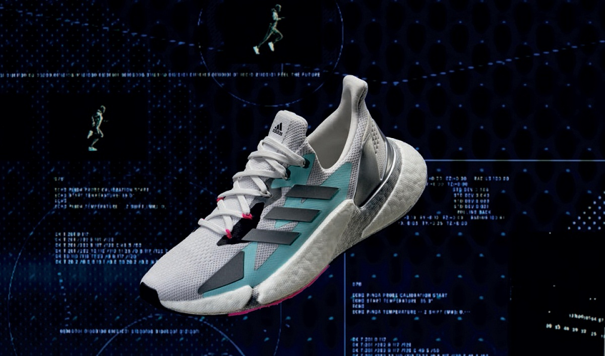 adidas launches the all-new X-9000 series of footwear