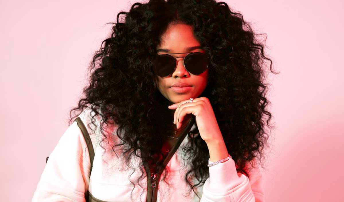 H.E.R. ties up with DIFF for eyewear collection