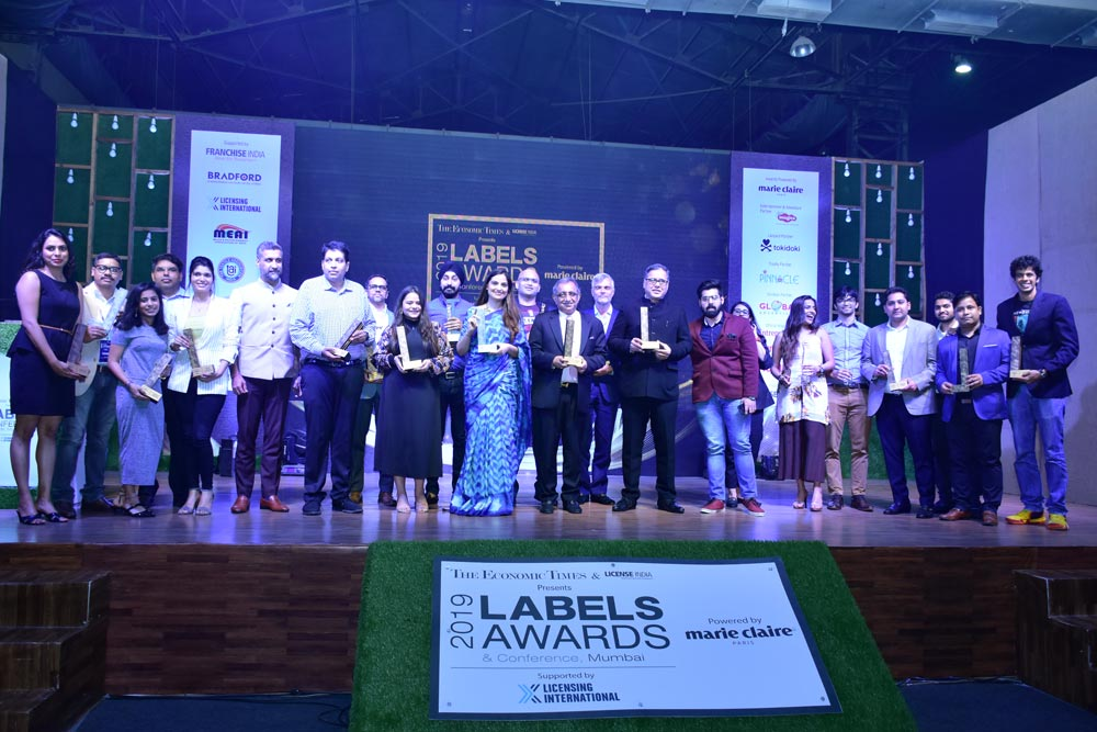 LABELS recognizes biggest brand licensing firms in the industry