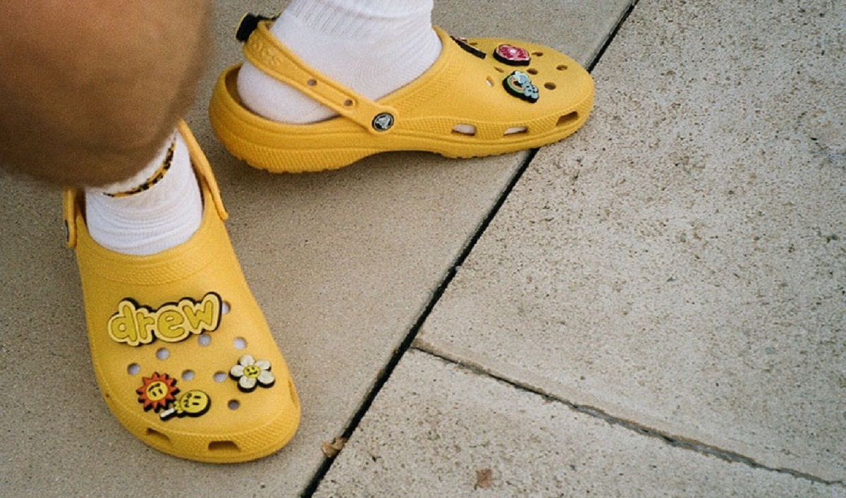 Crocs and Justin Bieber Enter into Second Product Collaboration
