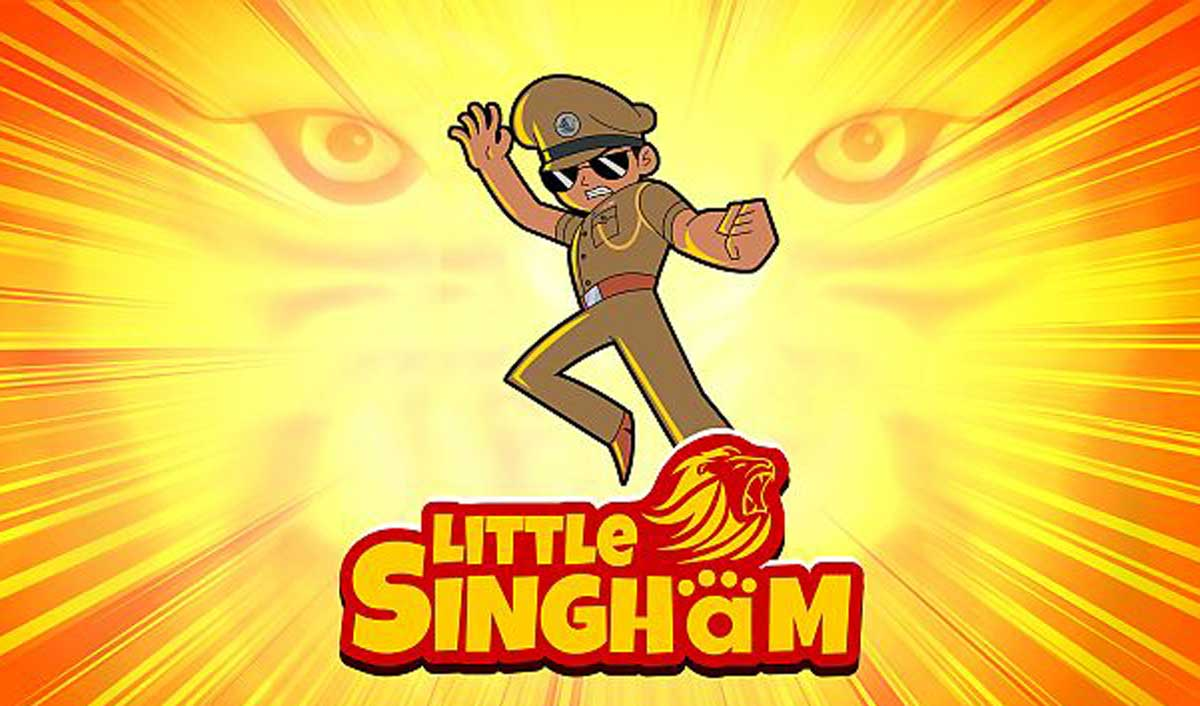 Jolly Rancher collaborates with Little Singham